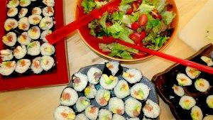 Stage cuisine japonaise